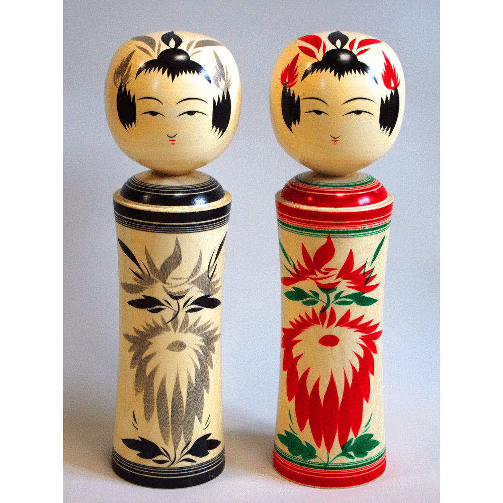 【About Japan's Traditional crafts】~Naruko Traditional-style Kokeshi Dolls~
