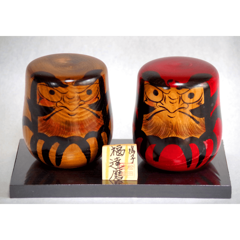 【About Japan's Traditional crafts】~ Naruko Traditional-style Kokeshi Dolls ~