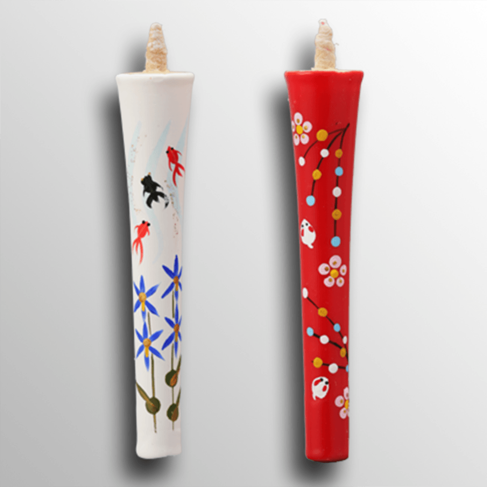 【About Japan's Traditional crafts】~ Japanese candle~