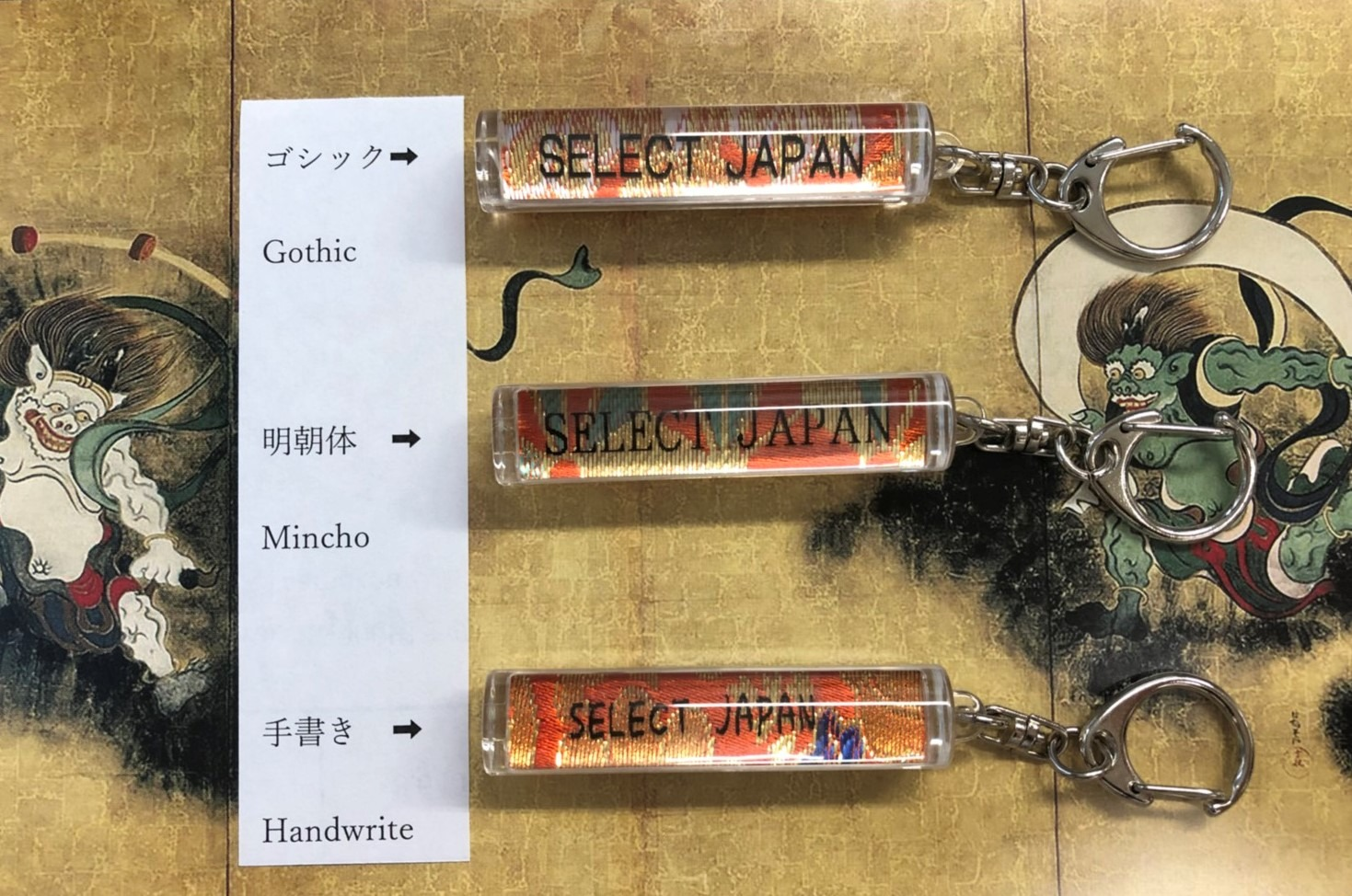 ◆◇◆Acrylic key-chain(customize)◆◇◆